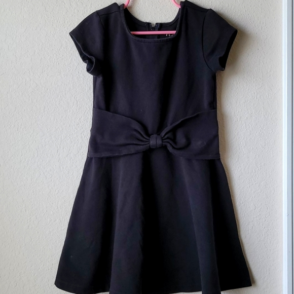 The Children's Place Black Dress